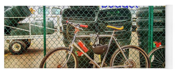Budget Bicycle Yoga Mat