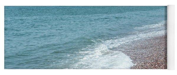 Budleigh Seascape II Yoga Mat