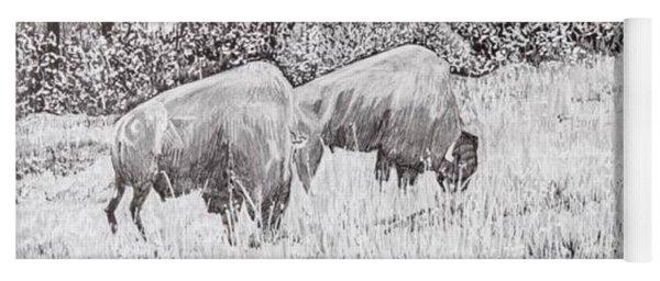 Buffalo Yoga Mat