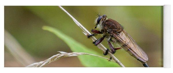Bug On A Stem Yoga Mat