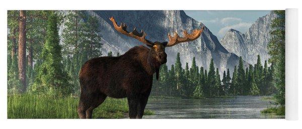Bull Moose Yoga Mat