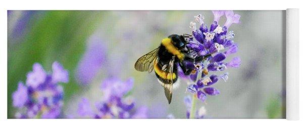 Bumblebee Yoga Mat