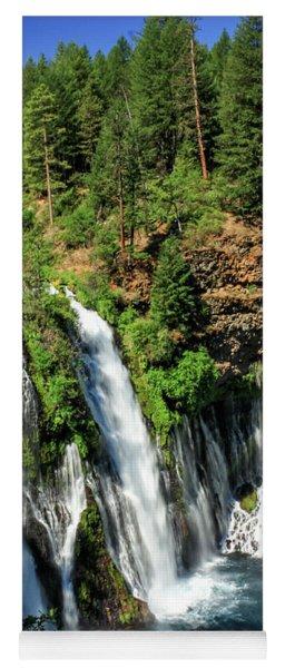 Burney Falls Yoga Mat