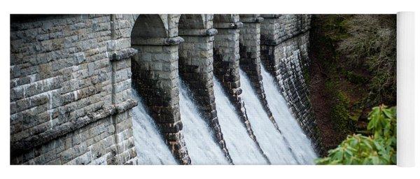 Burrator Reservoir Dam Yoga Mat