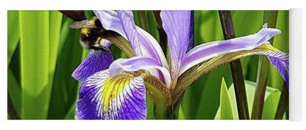 Bee Dreams  Yoga Mat