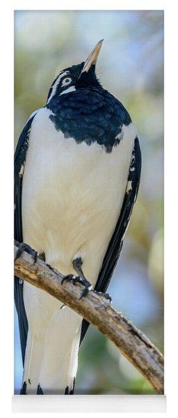 Butcherbird 01 Yoga Mat