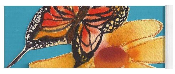 Butterflower Yoga Mat
