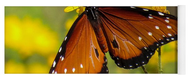 Butterfly 1 Yoga Mat