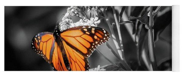 Butterfly Bw Yoga Mat