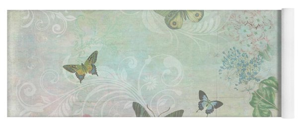 Butterfly Dreams Yoga Mat