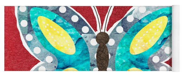 Butterfly Liberty Yoga Mat