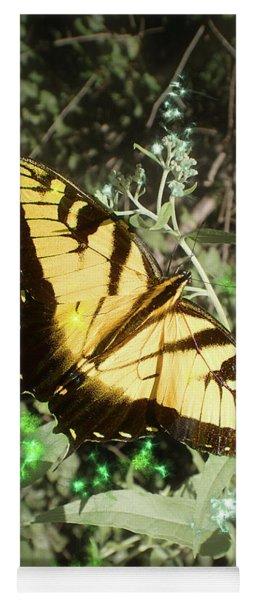 Butterfly Magic Yoga Mat