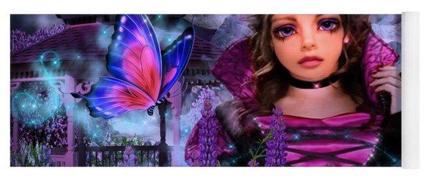 Butterfly Queen Yoga Mat