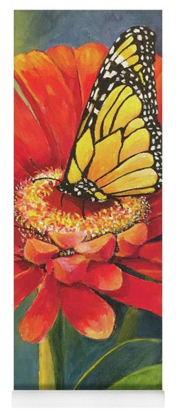 Butterfly Rest Yoga Mat