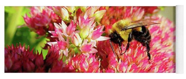 Buzy Bee Yoga Mat