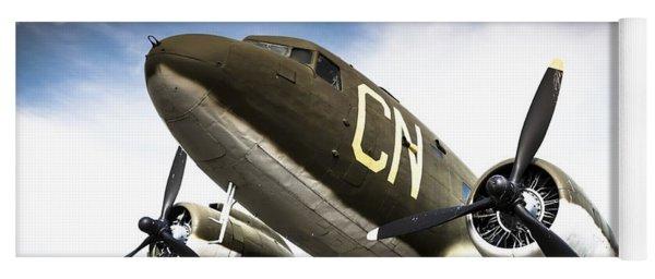 C-47d Skytrain Yoga Mat