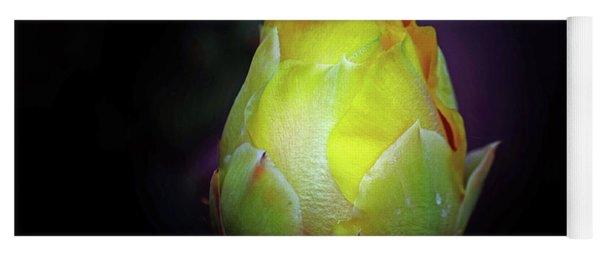 Cactus Flower 7 Yoga Mat