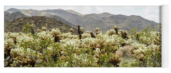 Cactus Paradise Yoga Mat
