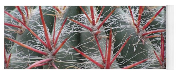 Cactus01 Yoga Mat