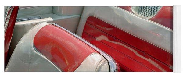 Cadillac El Dorado 1958 Seats. Miami Yoga Mat