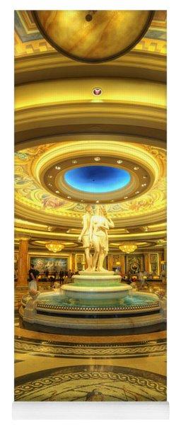 Caesar's Grand Lobby Yoga Mat