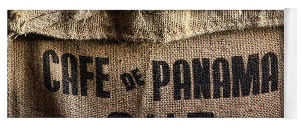 Cafe De Panama Yoga Mat
