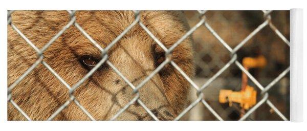 Caged Bear Yoga Mat