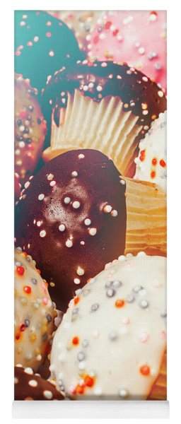 Cakes Of Confection Yoga Mat