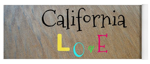 Cali Love Yoga Mat