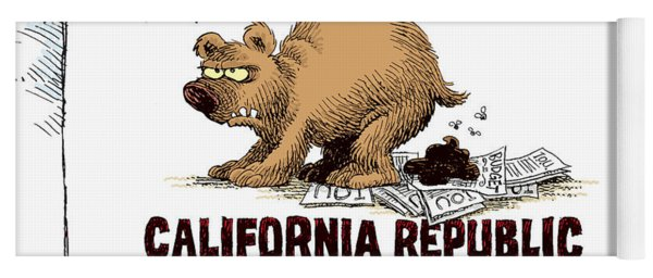 California Budget Iou Yoga Mat