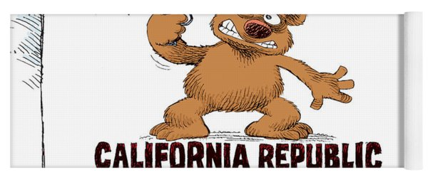 California Budget Suicide Yoga Mat
