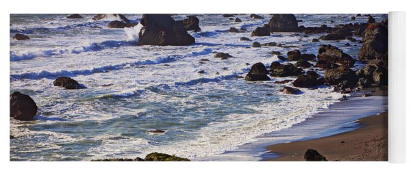California Coast Sonoma Yoga Mat