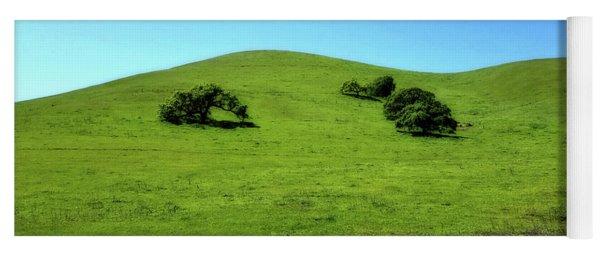 California Hills Yoga Mat