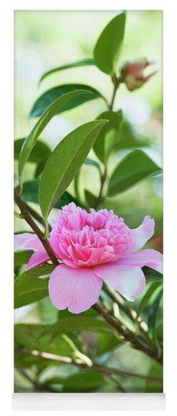 Camellia Ballet Queen Yoga Mat
