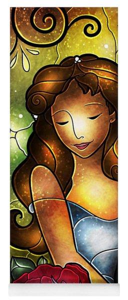 Lady Camellia Yoga Mat