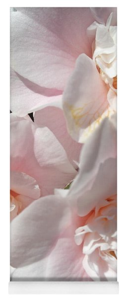 Camellias Softly Yoga Mat