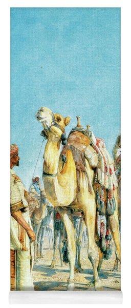 Camels Caravan Yoga Mat