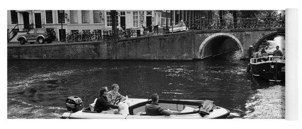 Canal Life Amsterdam Yoga Mat