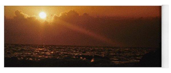 Canary Islands Sunset Yoga Mat