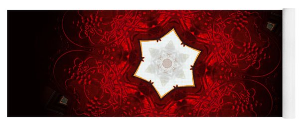 Candy Apple Red Yoga Mat