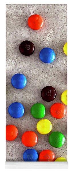 Candy Counter Yoga Mat