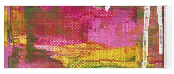 Candyland Yoga Mat