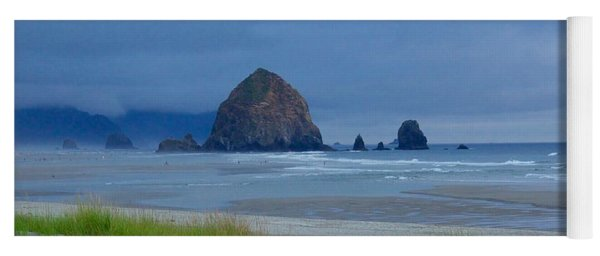 Cannon Beach Yoga Mat