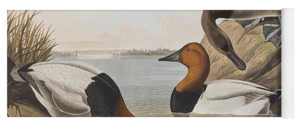 Canvas Backed Duck Yoga Mat