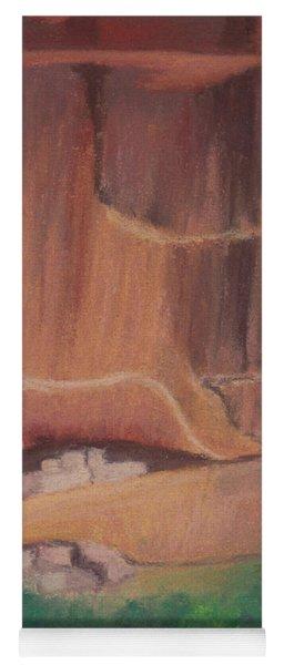 Canyon De Chelly Cliffdwellers #2 Yoga Mat
