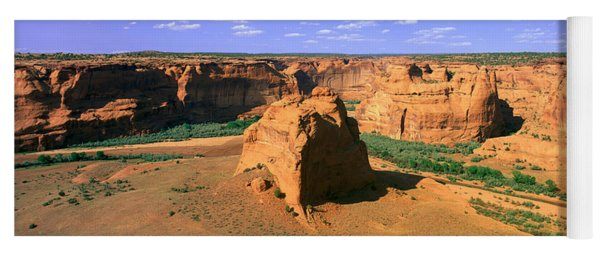 Canyon De Chelly National Monument Yoga Mat