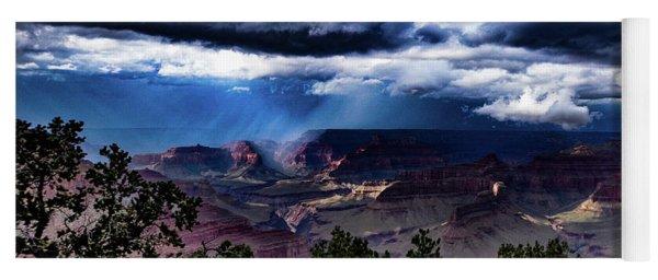 Canyon Rains Yoga Mat