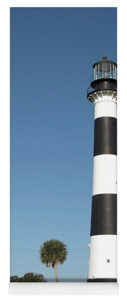Cape Canaveral Lighthouse  Yoga Mat