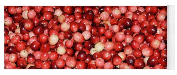 Cape Cod Cranberries Yoga Mat