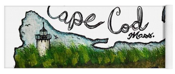 Cape Cod, Mass. Yoga Mat